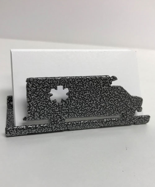 Ambulance Business Card Holder