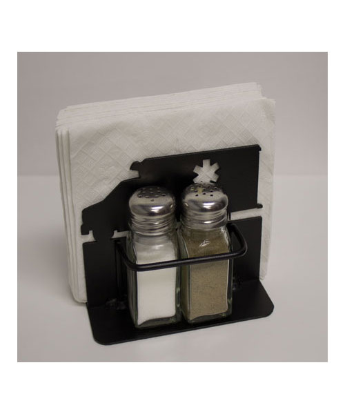 Ambulance Napkin/Salt & Pepper Shaker Holder
