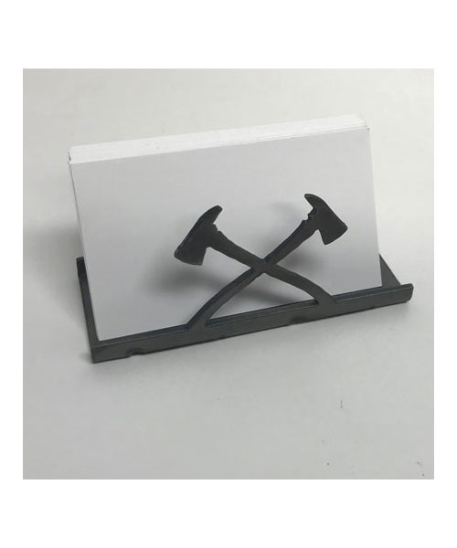 Fire Axe Business Card Holder